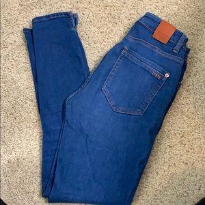Zara Z1975 Premium Crafted Skinny Jeans